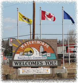 mayerthorpe welcome